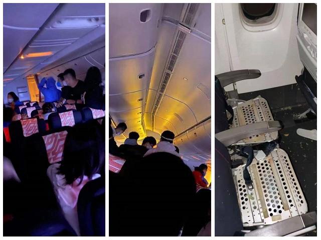 起飞后机舱突冒黑烟与爆炸声 法航班机紧急返航迫降北京