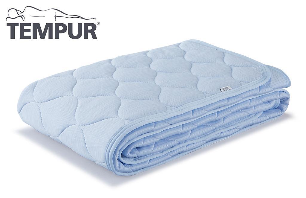 ひんやり、さらさらで快適な寝心地の敷きパッド