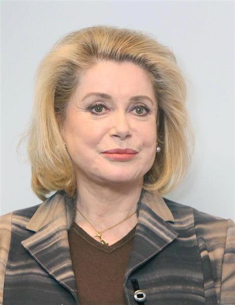 カトリーヌ ドヌーヴ
