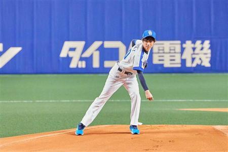 始球式を務めた山田裕貴