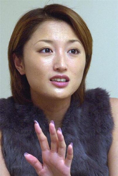 井上晴美さん【撮影日:2000年05月15日】