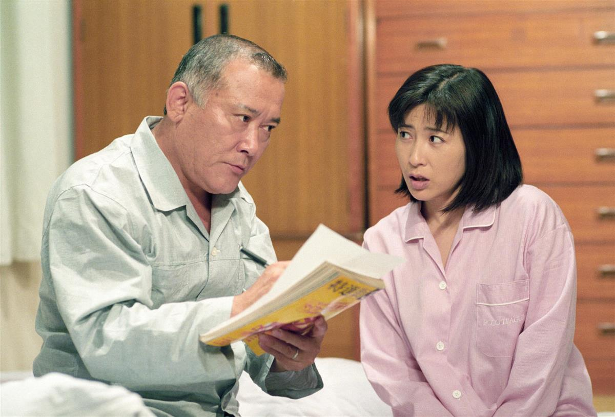 綿引勝彦さん死去 妻・樫山文枝「この一年はふたりで寄り添えたのが ...