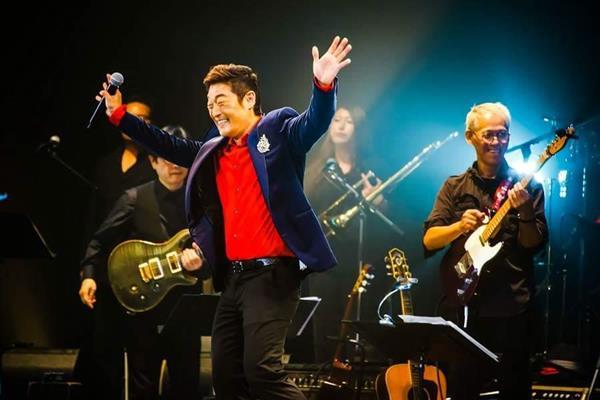 4回目となるZeppなんばでの「まあええかライブ」。めっちゃ盛り上がりました=演歌歌手・おおい大輔