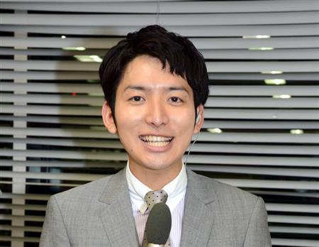 フジテレビ・生田竜聖アナウンサー