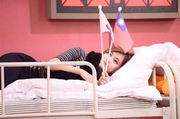 【台湾美少女ネット謝罪(上)】台湾人女性アイドル、TVで台湾