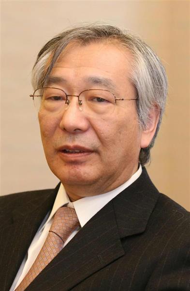 京都大学名誉教授・佐伯啓思氏