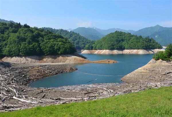 ダム 率 地方 関東 貯水 利根川水系