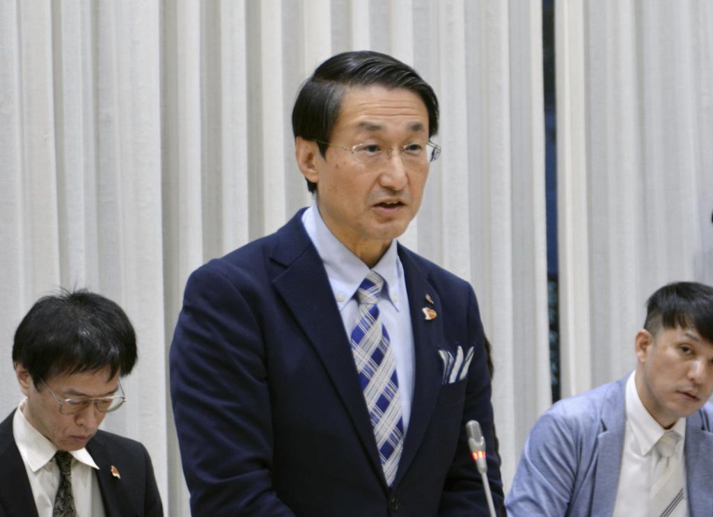 鳥取 県 知事