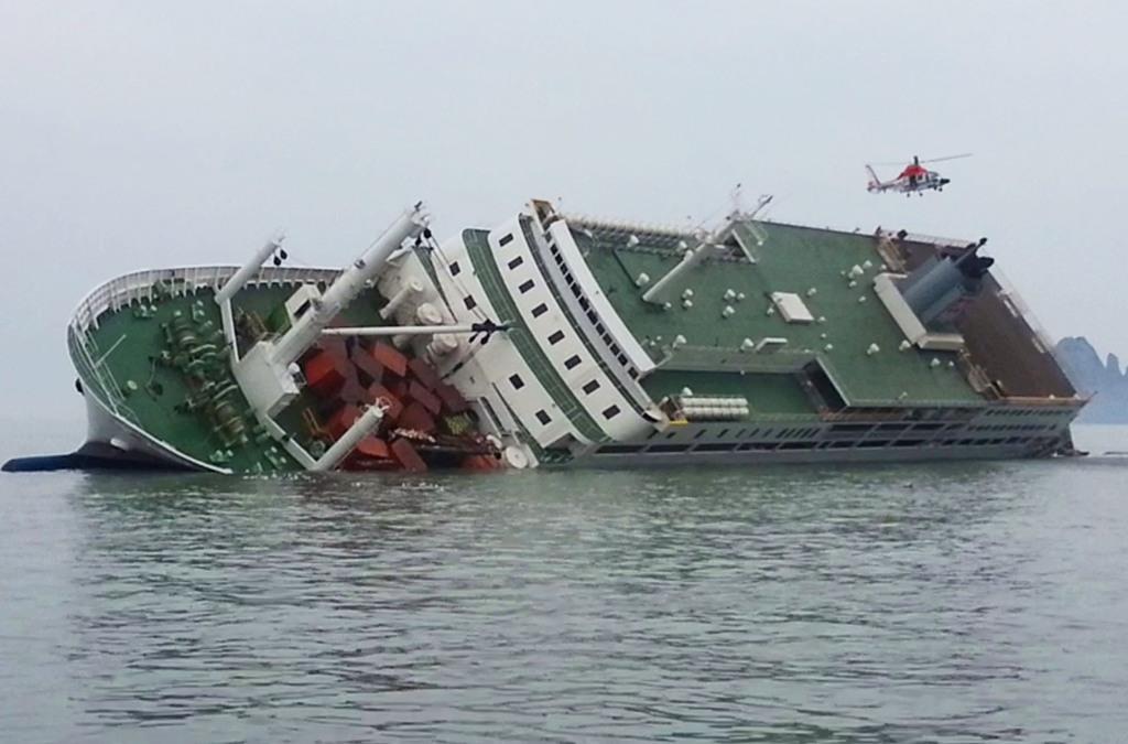 セウォル 号 沈没 事故