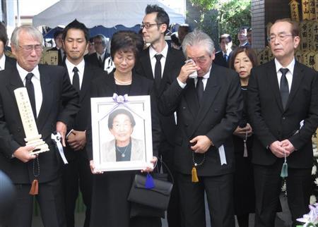 志村 けん 葬式