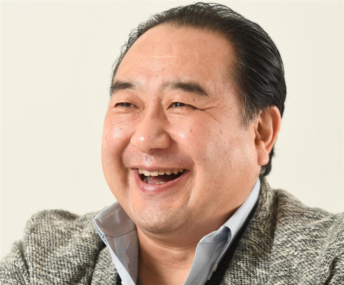 NHK連続テレビ小説「おちょやん」でも存在感を発揮 (安元雄太撮影)