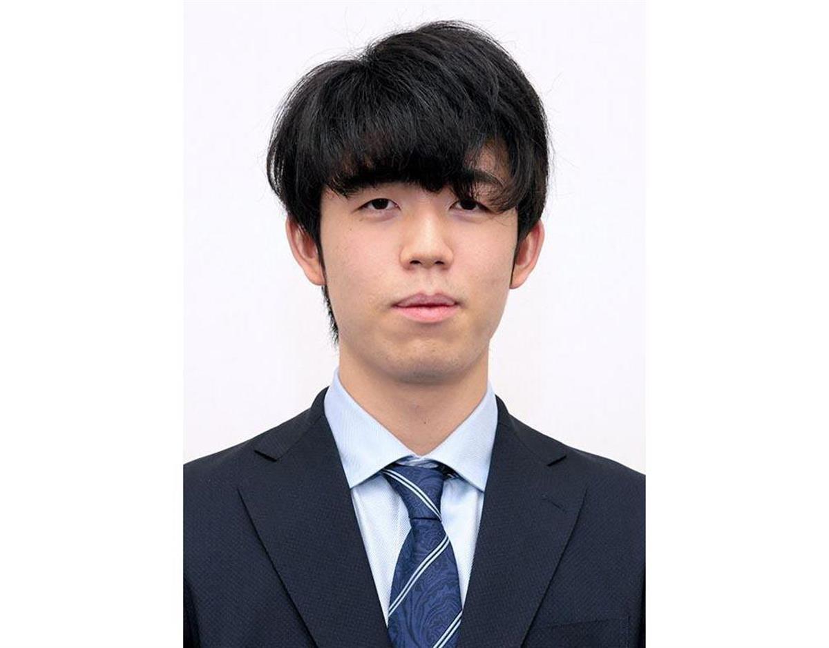 藤井聡太二冠