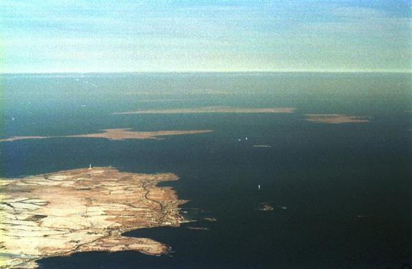 北方領土・歯舞諸島