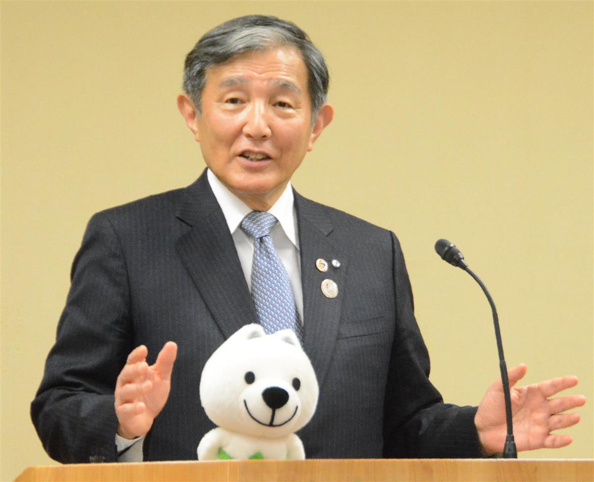 仁坂吉伸・和歌山県知事