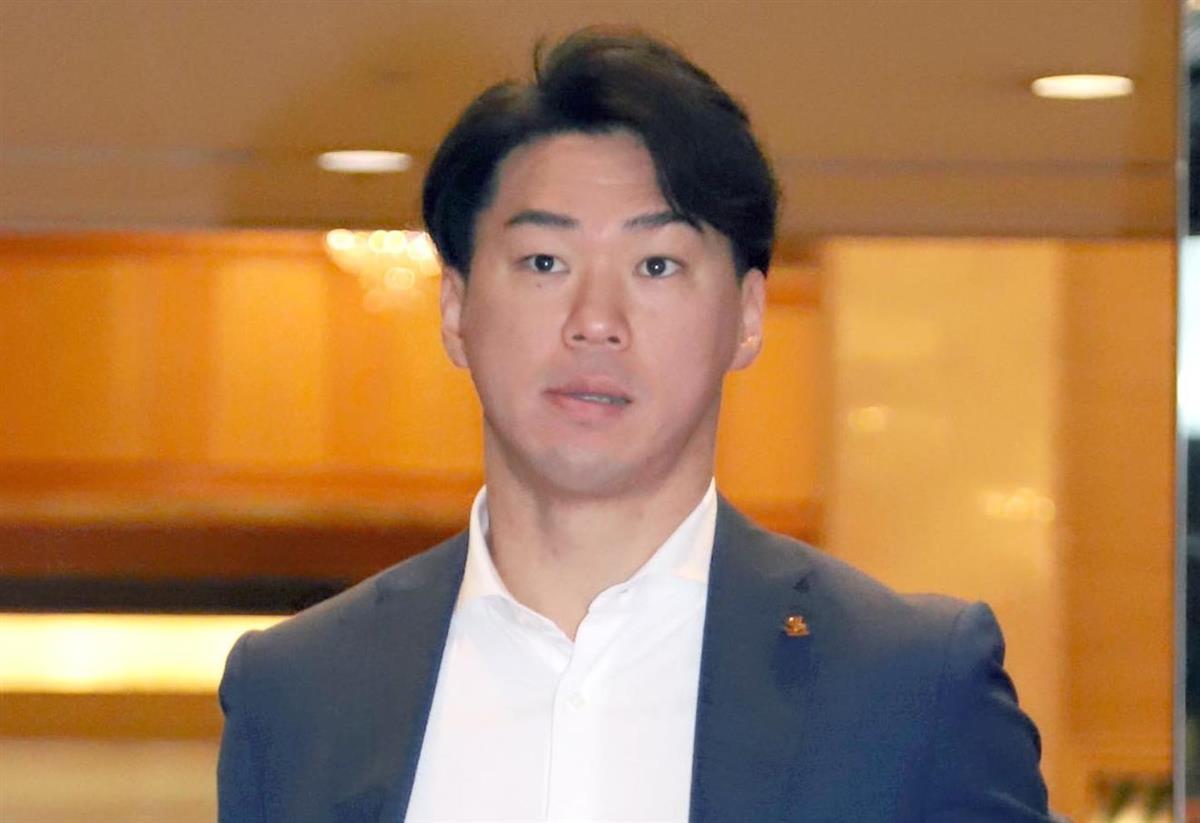 ソフトバンク・長谷川勇也(撮影・村本聡)